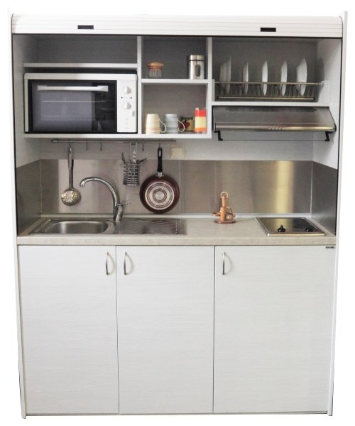 SILVER kitchenette KS160